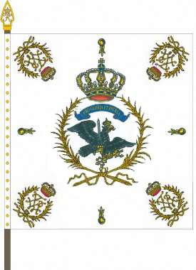 File:Prussian Grenadier Garde Colonel Flag Pre-1740.jpg