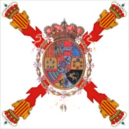 File:Aragón Infantry Colonel Flag.jpg