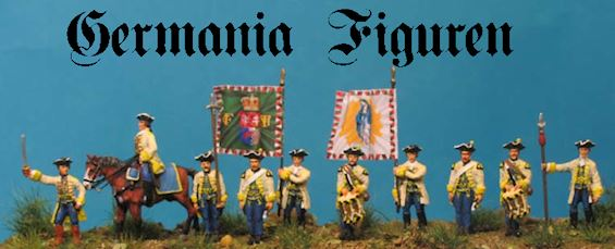 Germania Figuren Advertising