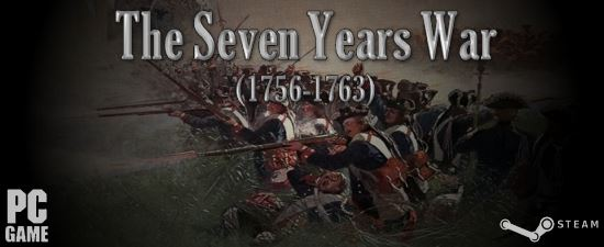 The Seven Years War Game Advertising