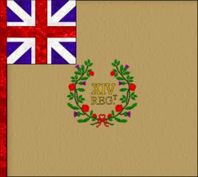 File:14th Foot Regimental Colour.jpg