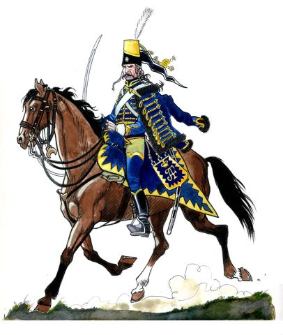 File:Blå Hussars Trooper.jpg