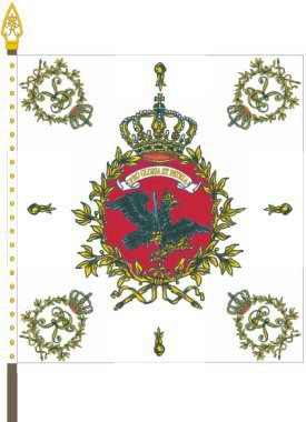 File:Brandes Fusiliers Colonel Flag.jpg