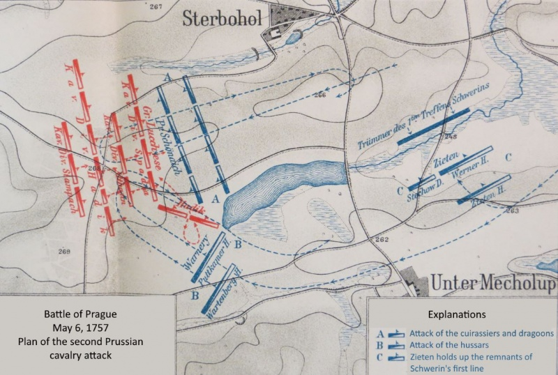 File:Battle of Prague – Second Prussian Cavalry Attack.jpg