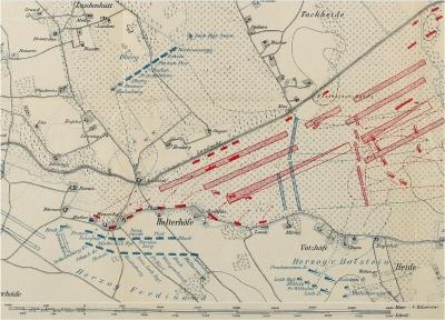17580623 Battle of Krefeld Project Seven Years War