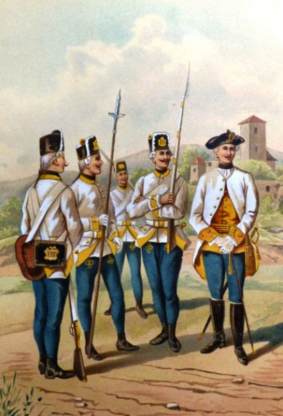 File:Erzherzog Carl Infantry Uniform 1766.jpg